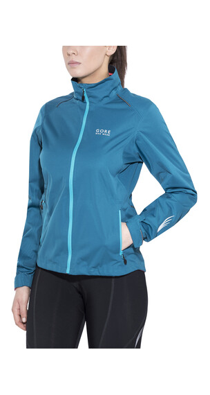 GORE BIKE WEAR Element GT AS Jacket Lady ink blue/scuba blue